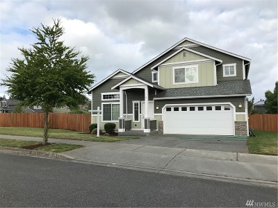 Stanwood Single Family Home For Sale: 28802 72nd Dr NW