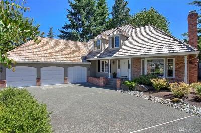 Sammamish Single Family Home For Sale: 4328 201st Ave NE