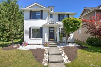 North Bend, Snoqualmie Single Family Home For Sale: 7202 Douglas Ave SE