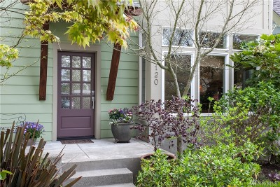 Bainbridge Island Single Family Home Pending: 120 Wood Ave SW