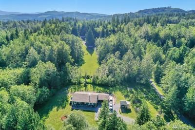 Eatonville Single Family Home For Sale: 12110 486th St E