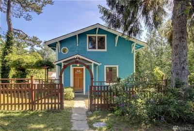 Whatcom County Single Family Home Pending Inspection: 1612 Wilson Ave