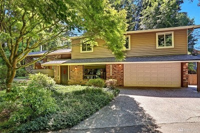 Edmonds Single Family Home For Sale: 18104 Andover St