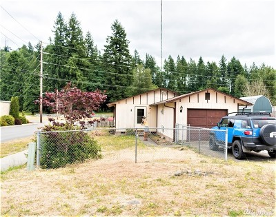 Tenino Single Family Home Pending: 319 Central Ave W