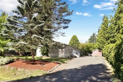Blaine Single Family Home For Sale: 8247 Salish Lane