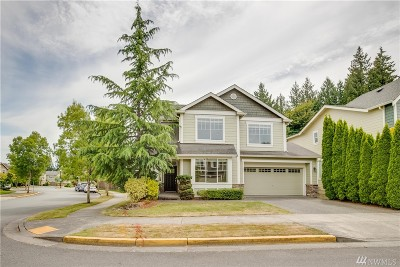 Redmond Single Family Home For Sale: 17271 NE 119th Wy