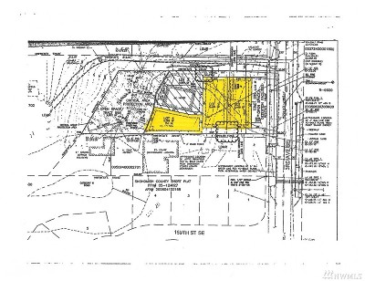 Bothell Residential Lots & Land For Sale: 15814 3rd Ave SE
