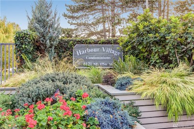 Kenmore Condo/Townhouse For Sale: 6121 NE 175th St #A-402