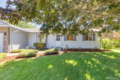 Marysville Single Family Home For Sale: 6315 54th Dr NE