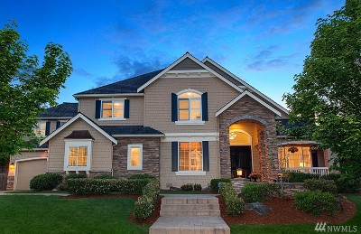Sammamish Single Family Home For Sale: 2445 279th Dr SE