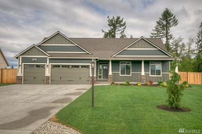 Olympia Single Family Home Contingent: 8614 Horizon Lane SE