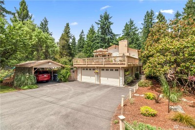 Sammamish Single Family Home For Sale: 19916 SE 25th Place