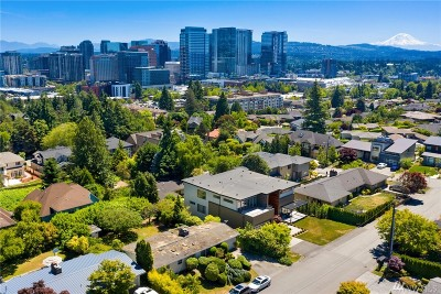 Bellevue Single Family Home For Sale: 1326 98th Ave NE