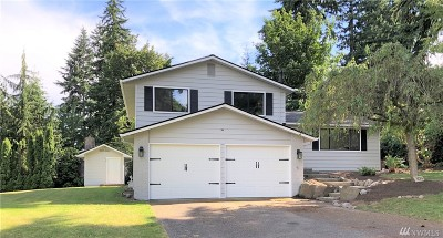 Bothell Single Family Home For Sale: 106 224th St SE