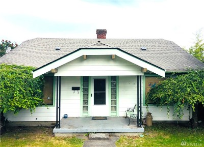 Tacoma Single Family Home For Sale: 4123 S L St