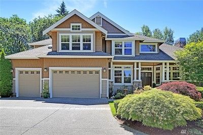Woodinville Single Family Home For Sale: 17730 164th Ave NE