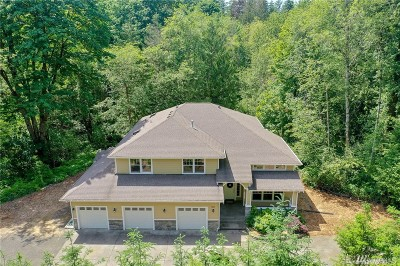 Olympia Single Family Home For Sale: 1225 Cooper Point Rd NW