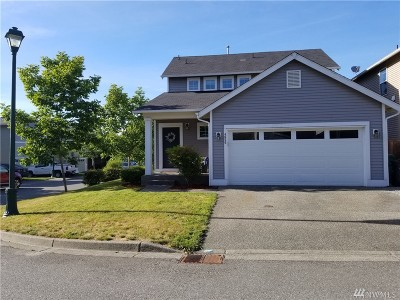 Mount Vernon Single Family Home For Sale: 4650 Nooksack Lp