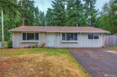 Covington Single Family Home For Sale: 26604 191st Place SE