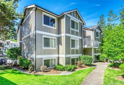 Mill Creek Condo/Townhouse For Sale: 16101 Bothell Everett Hwy #F202