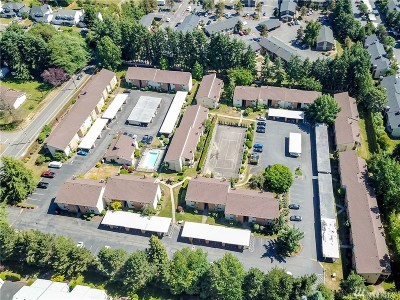 Kent Condo/Townhouse For Sale: 23621 112th Ave SE #H103