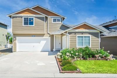 Mount Vernon Single Family Home Pending: 4515 Steves Alley