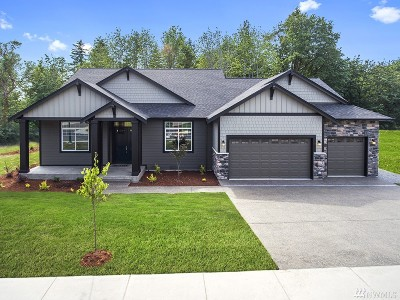 Pierce County Single Family Home For Sale: 8616 25th Av Ct NW