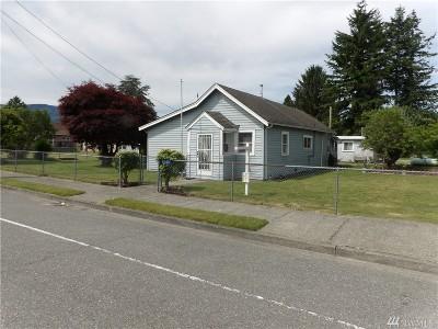 Skagit County Single Family Home Pending Inspection: 8360 S Main St