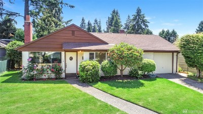 Seattle Single Family Home For Sale: 2627 NE 87th St