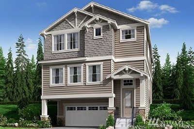 Sammamish Single Family Home For Sale: 22358 SE 43rd (Lot 37) Place