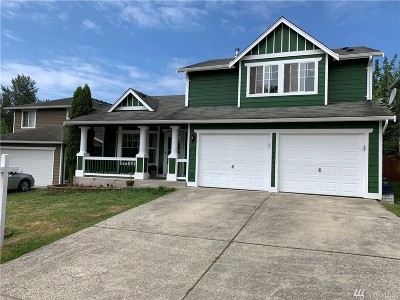 Whatcom County Single Family Home For Sale: 1423 Fruitland Dr