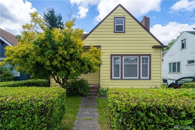 Tacoma WA Single Family Home For Sale: $321,700
