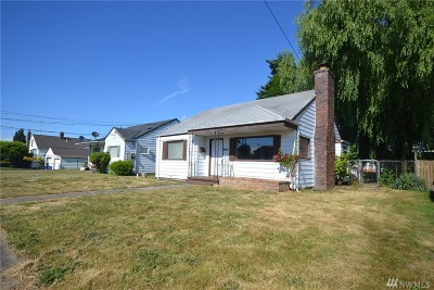 Tacoma Single Family Home For Sale: 6415 Fawcett Ave