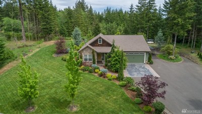 Lewis County Single Family Home For Sale: 116 Jeffries Rd
