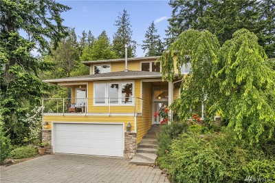 Single Family Home For Sale: 347 Moana Dr