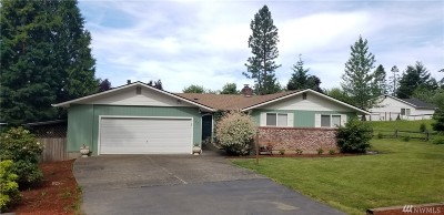 Lewis County Single Family Home For Sale: 167 Hillcrest Rd