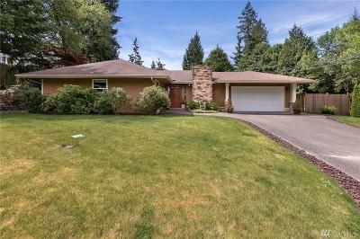 Kirkland Single Family Home For Sale: 12405 NE 112th St