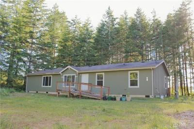 Mason County Single Family Home For Sale: 8170 W Matlock Brady Rd