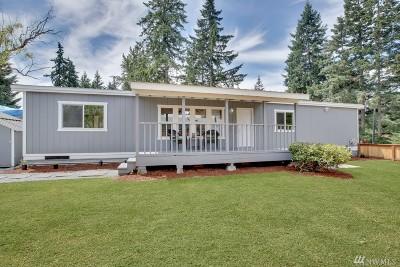 Graham Single Family Home For Sale: 20505 93rd St E #6
