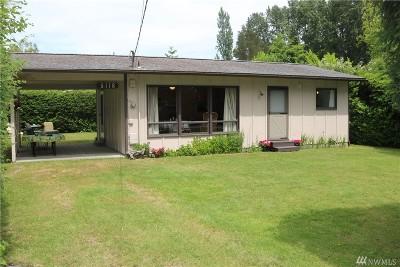 Single Family Home For Sale: 5118 Hazel Lane