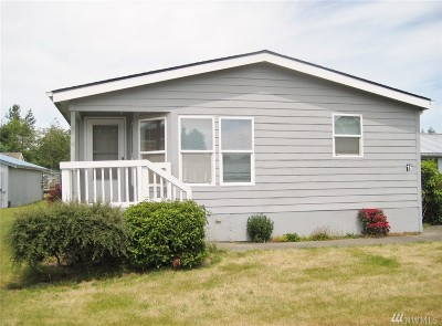 Ferndale Mobile Home For Sale: 1625 Main St #16