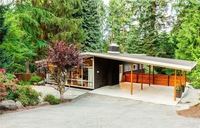 Bellevue WA Single Family Home For Sale: $1,288,000