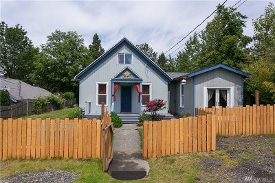 Bellingham Single Family Home For Sale: 3213 Donovan Ave