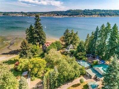 Poulsbo Single Family Home For Sale: 16468 Thorpe Rd NE