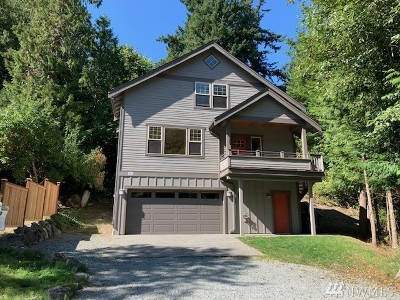 Anacortes, La Conner Single Family Home For Sale: 601 Shelter Bay Dr