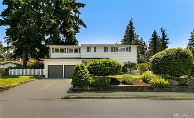 Edmonds Single Family Home For Sale: 8804 209th Place SW