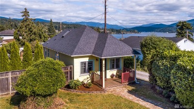 Bellingham Single Family Home For Sale: 2812 Martin St