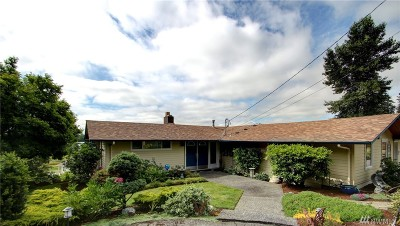 Skagit County Single Family Home Pending: 12796 Country Club Place