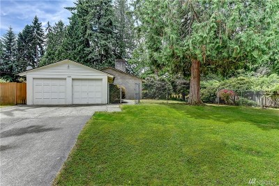 Bellevue Single Family Home For Sale: 10425 NE 17th St