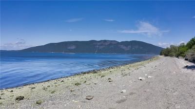 Skagit County Single Family Home For Sale: Sinclair Island